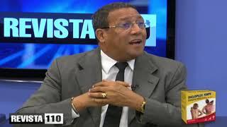 Revista 110 Entrevista: Dr. Tomás Castro, 27 Mayo 2019