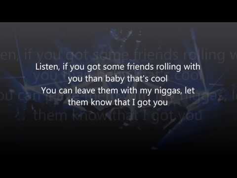 Usher featuring Young Jeezy - Love In This Club Lyrics HD