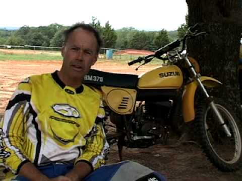 John Owen interview about his Suzuki RM370