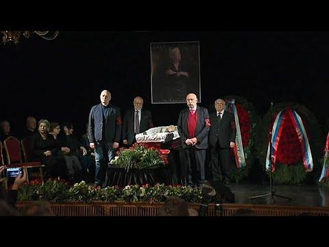 «Τελευταίο αντίο» στην Λουντμίλα Αλεξέγιεβα