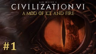 Video A Civ of Ice and Fire - Civilization 6 Game of Thrones MOD// Episode #1 [We Do Not Sow] MP3, 3GP, MP4, WEBM, AVI, FLV Januari 2018