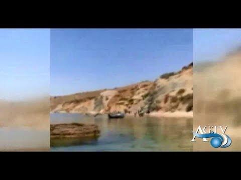 Sbarchi di migranti. 2 barconi carichi di esseri umani sulle coste agrigentine NewsAgtv
