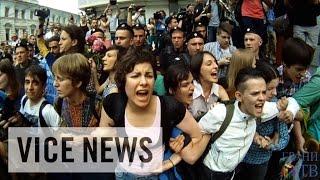 LGBTの受難 同性愛者を取り巻くロシア社会の実情(1)
