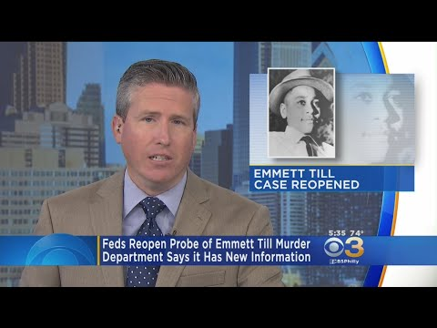 Feds Reopen Probe Of Emmett Till Murder Department After New Informartion