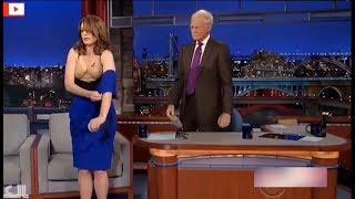 Kaget!!! tiba2 bintang tamunya buka pakaian - Moment mengagetkan di acara live televisi