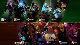 TNC vs Exexration, Dota PIT League, game 1 [Mila, LightOfHeaven]