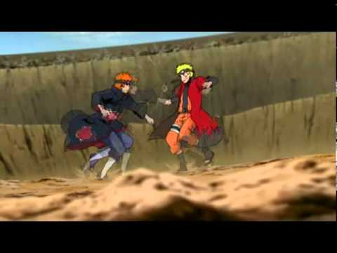 Naruto AMV - Pain Arc - Hollywood Undead - Paradise Lost