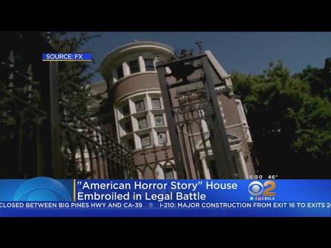 'American Horror Story' House Owners Sue Over Fan Fervor