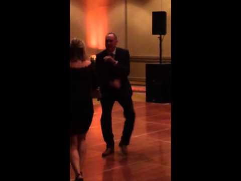 VIDEO: OC Prez Phil Rawlins Cutting the Rug