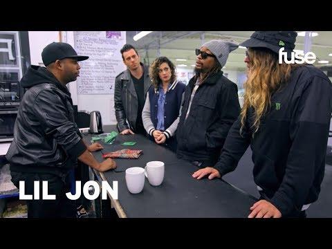 Smoothini Revamps Lil Jon's Tea   Hip-Hop Houdini   Fuse
