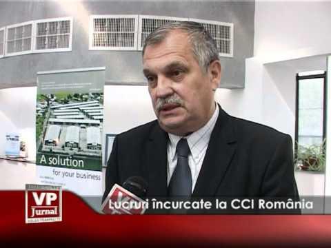 Lucruri încurcate la CCI România