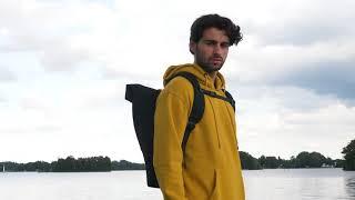 Sem Lewis Northern Hampstead backpack navy blue