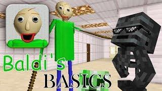 Video Monster School: Baldi's Basic Horror Challenge - Minecraft Animation MP3, 3GP, MP4, WEBM, AVI, FLV Desember 2018