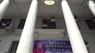 De Lima plans to run for Senator