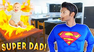 BEST DAD IN THE ENTIRE WORLD!! (Who's Your Daddy #2)
