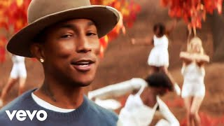 Thumbnail for Pharrell Williams ft. Daft Punk — Gust of Wind (Official Video)