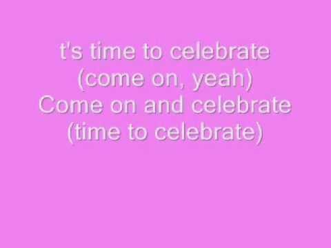 Whitney Houston Feat. Jordin Sparks - Celebrate ( Lyrics )