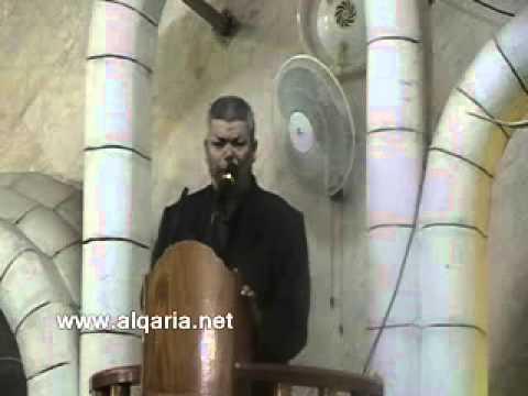 22 4 2011خطبة الجمعة الشيخ عبد الله نمر درويش