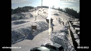 Winterberg Kappe webcam time lapse 2011-2012