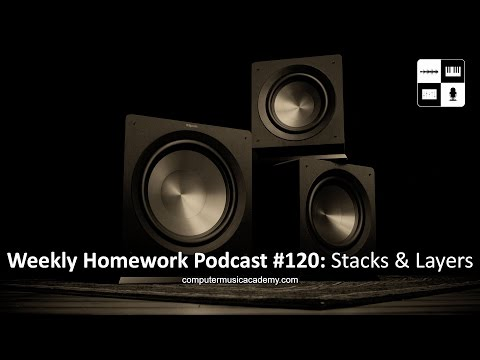 image for TaurusBeats Music On CMA Weekly Homework Podcast 120