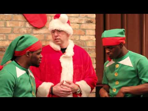 Gary Owen - Emmanuel and Phillip Hudson Santa's Helpers