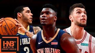 Chicago Bulls vs New Orleans Pelicans - Full Game Highlights   October 9, 2019 NBA Preseason