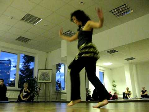 Pilvo šokio mankšta