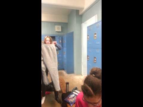 Girls locker room (francis lewis highschool track)