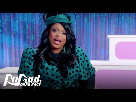 Phaedra Parks aka Kennedy Davenport Loves Church   RuPaul's Drag Race All Stars