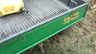 6. John Deere GATOR 4X2 For Sale
