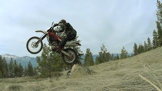5. Husqvarna TE 310 Spring Dual Sport Enduro Ride