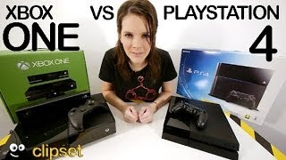 PlayStation 4 vs XBox One comparativa review en español