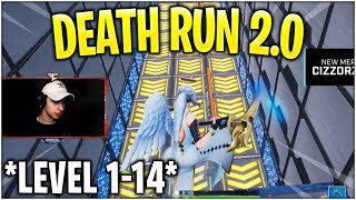 Video Cizzorz Reveals *COMPLETED* DEATH RUN 2.0! (lvl.1 - lvl.14) *INSANE* MP3, 3GP, MP4, WEBM, AVI, FLV Januari 2019