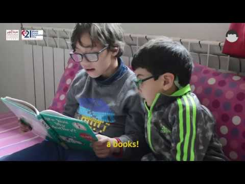 Watch video MEET AHMED! - #WDSD18 - #WhatIBringToMyCommunity