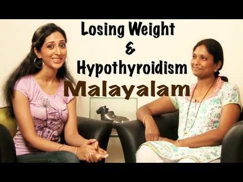 Diet Tips for Hypothyroidism and Weight Loss – Malayalam