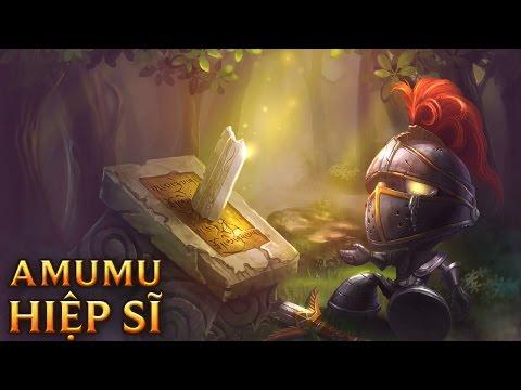 Amumu Hiệp Sĩ - Little Knight Amumu