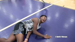 Adidas Nations Who Dunked it better? Cole Anthony, Kyree Walker, Jalen Lecque, or Alonzo Gaffney