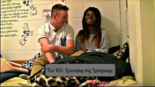 Hey Yall, in this video you guys will see me teaching Justin my native language, which is Twi. I am originally from Ghana... I hope you guys have fun learnin...