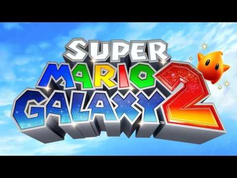 Puzzle Plank Galaxy (OST Version) - Super Mario Galaxy 2