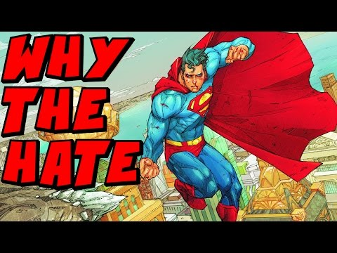 Why Do People Hate Superman?
