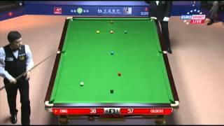 Ding Junhui - David Gilbert (Frame 6) Snooker Shanghai Masters 2013 - Round 1