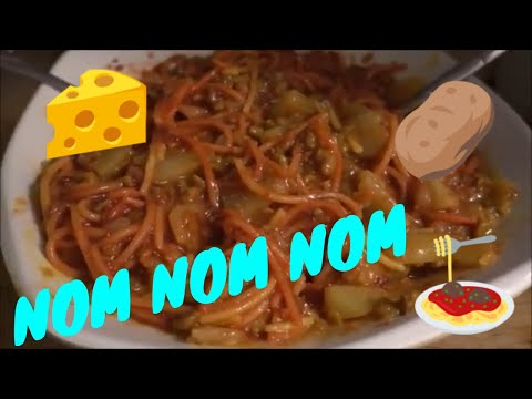 Gluten Free Pasta With Vegan Sauce