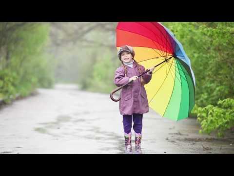 Clark County, Washingon Rainfall - Finding Rainbows in the Rain