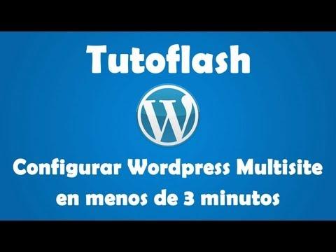 Configurar WordPress Multisite en menos de 3 minutos
