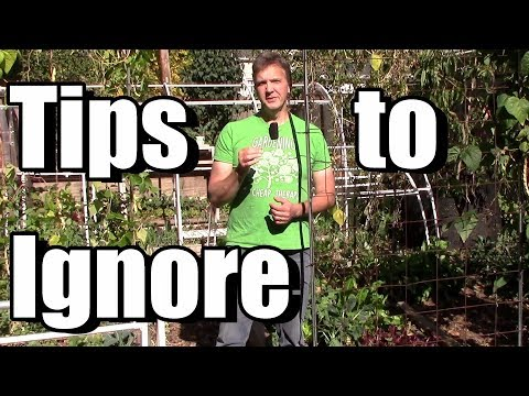 Popular Gardening Tips You Can Probably Ignore (Milk as Fertilizer, Biodynamic Preparations/Compost)