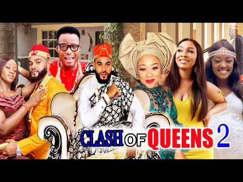 Clash Of Queens Part 3&4 - Chinenye Ubah & Stephen Odimgbe (New Movie) 2020 Latest Nigerian Movie.