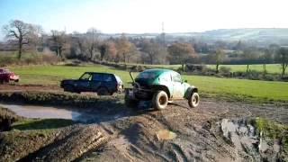 Video Bajaclub off road VW baja bugs in mud hillclimb MP3, 3GP, MP4, WEBM, AVI, FLV Juli 2018