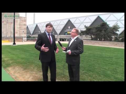 Cerner Health Conference Kansas City 2011 - Interview mit Holger Cordes
