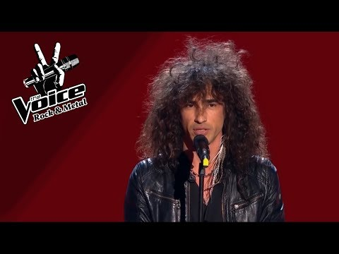 Best Rock & Metal Blind Auditions In THE VOICE [Part 4]