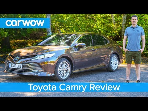 Toyota Camry 2020 in-depth review | carwow Reviews
